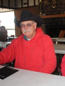 Gordon Hazelwood, USSDIC Judge 2015