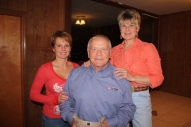 Connie Crowell, Roy Pelton, Rita Ornsby