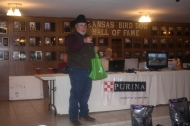 Larry Garner representing TechMix and Nutra Max
