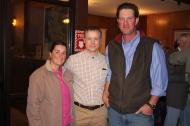 Jenny Gellhaus, David Gates, Travis Gellhaus