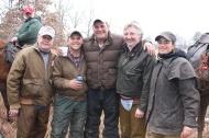 David Gates, Mark McClain, Mike Tracy, Andrea Clark, Jenny Gellhaus