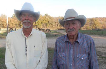 Jack Herriage & Virgil Moore