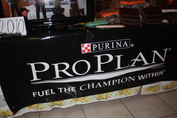 Important sponsorship by Purina