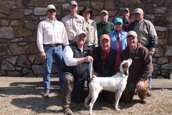 Rex and his team - Team Rex