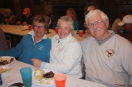Donna Ruth, Cindy, Jim Baker